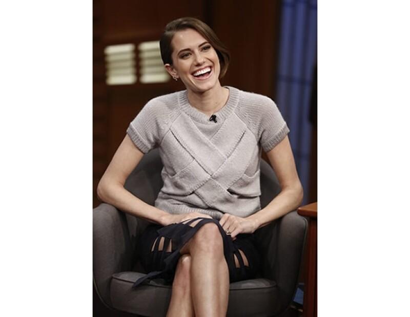 Todos la conocemos como Marnie en la famosa serie de Lena Dunham, `Girls´, pero ¿quién es Allison Williams?