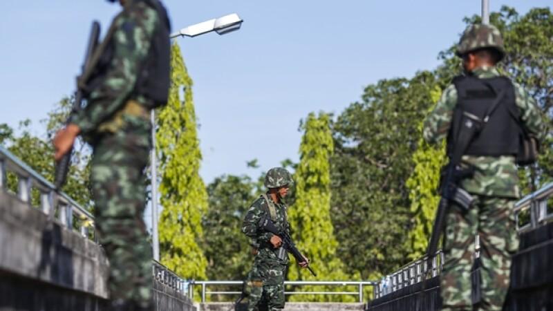 tailandia ley marcial