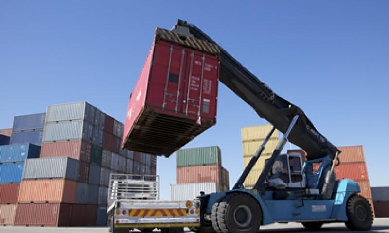 En 1956, Malcom McLean, un transportista de Carolina del Norte, inventó el contenedor. En 1969 la caja llegó a México. (Foto: Getty Images)