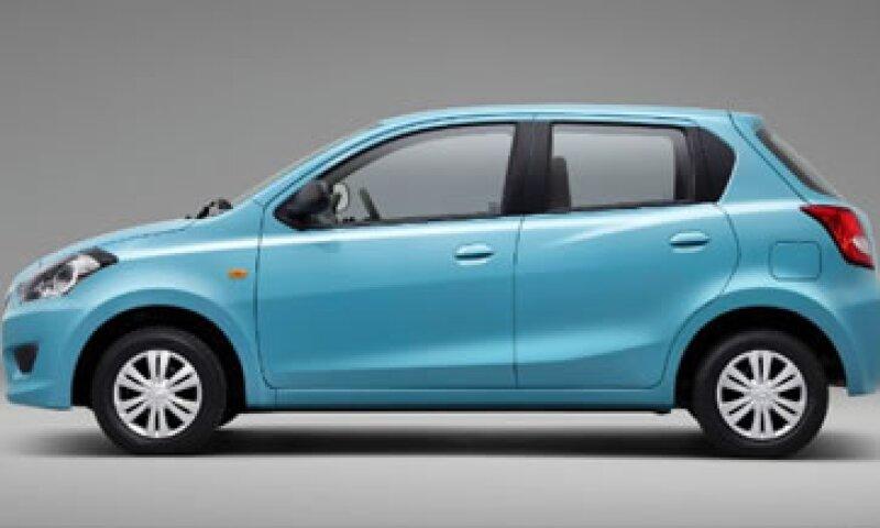 El Datsun Go tendrá un costo aproximado de 7,000 dólares. (Foto: Cortesía de Fortune)