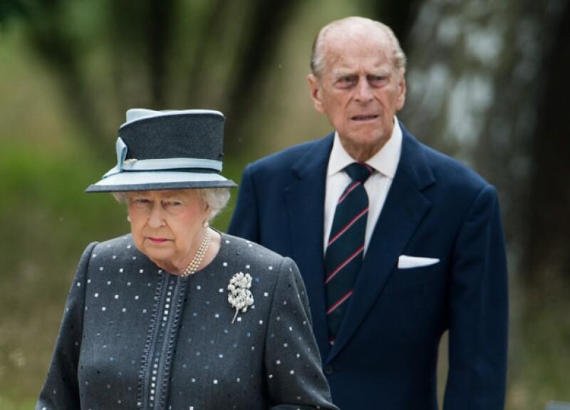 La monarca de Inglaterra teme que la muerte del duque de Edimburgo ocurra muy pronto, por lo que ya tiene decidido lo que hará cuando suceda.