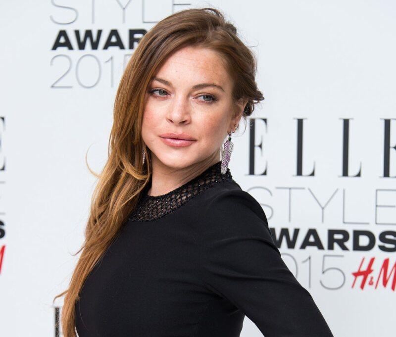 Lindsay Lohan Ahora Es Musulmana En Serio