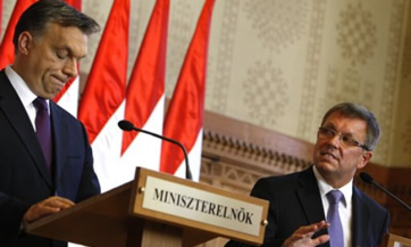 El Gobierno del primer ministro Viktor Orban ha seguido políticas poco ortodoxas desde que llegó al poder en abril del 2010. (Foto: Reuters)