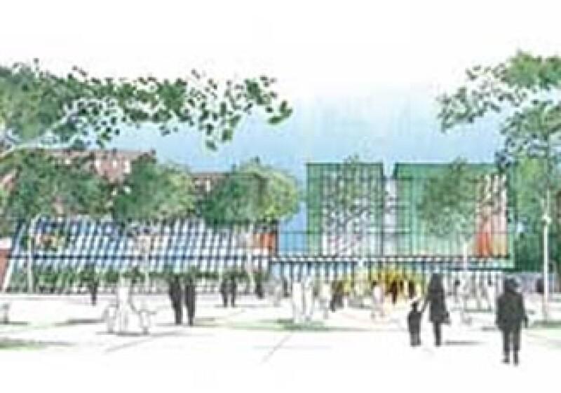 La nueva ala del museo costará unos 114 mdd. (Foto: Cortesía Renzo Piano Building Workshop)
