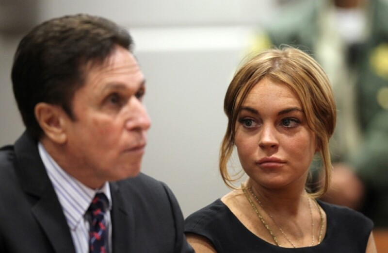 Tras ser citada por mentirle a un juez, la actriz decidió no asistir a la audiencia alegando tener gripa, sin embargo, al enterarse de que podría perder su libertad, viajó a LA de último minuto.