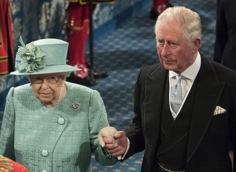 State Opening Of Parliament, London, UK - 19 Dec 2019