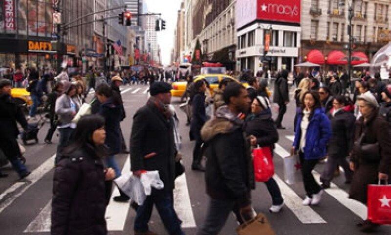 La economía estadounidense creció 2.4% en el cuarto trimestre de 2013. (Foto: Getty Images)