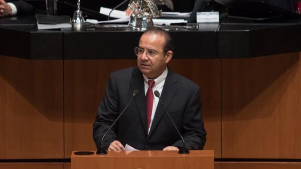 Alfonso Navarrete prida Senado