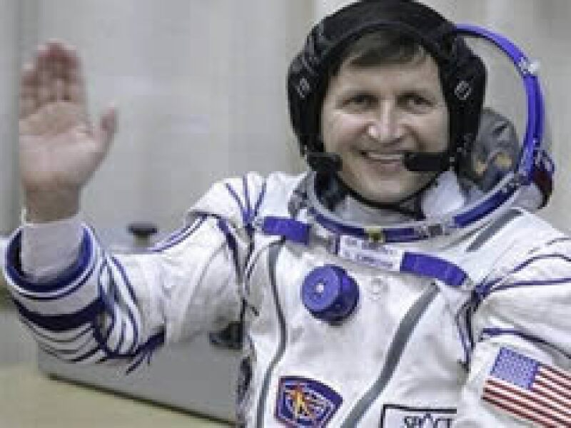El multimillonario ya ha viajado con anterioridad al espacio. (Foto: AP)