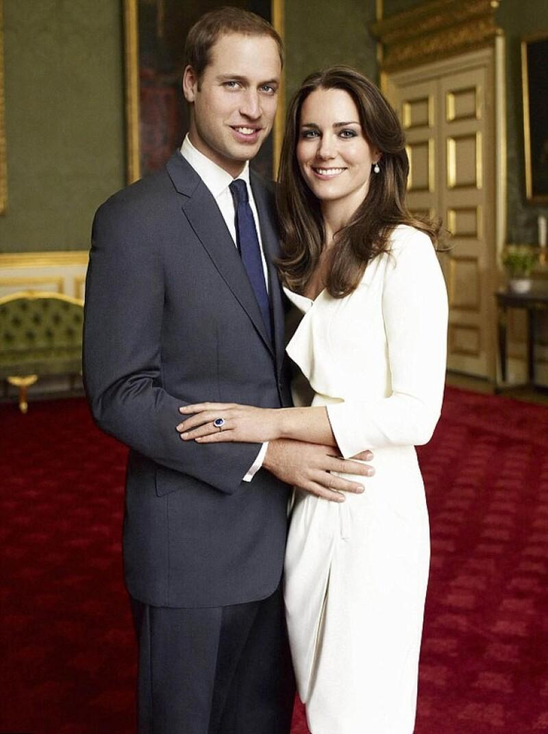 La esposa del príncipe Guillermo se convirtió rápidamente en una embajadora de la moda británica y desde entonces las ganancias de varias cadenas de ropa se han visto beneficiadas.