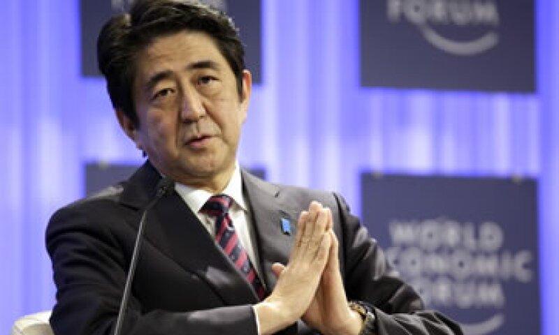 El líder de la nación nipona tuvo una desafortunada participación en el World Economic Forum en Davos, según un especialista. (Foto: Getty Images)