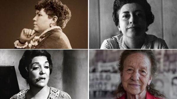 Este 8 de marzo celebramos a 8 mujeres mexicanas que cambiaron la historia