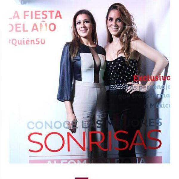 Rocío García y Mari Rouss Sandhú