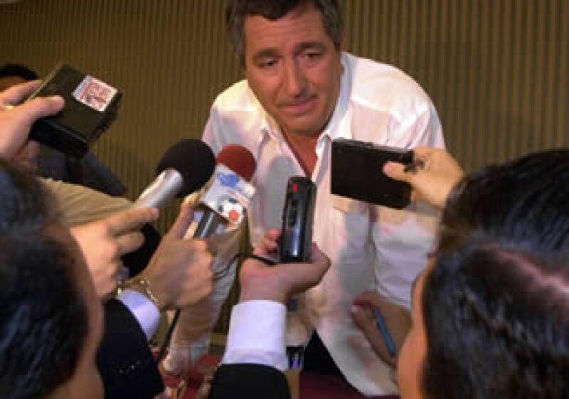 La Caja Costarricense del Seguro Social clausuró las empresas del mexicano. (Foto: AP)