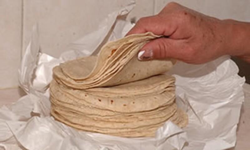 Gruma es uno de los productores más grandes de harina de maíz y tortillas en el mundo. (Foto: Notimex)