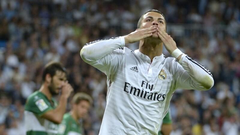 Cristiano Ronaldo vs Elche