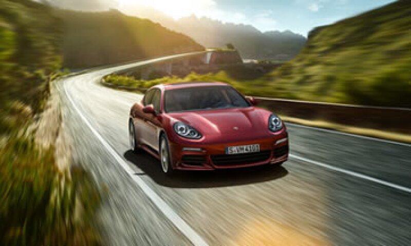 El crecimiento en las ventas de Porsche supera el de otras firmas de lujo. (Foto: Tomada de porsche.com)