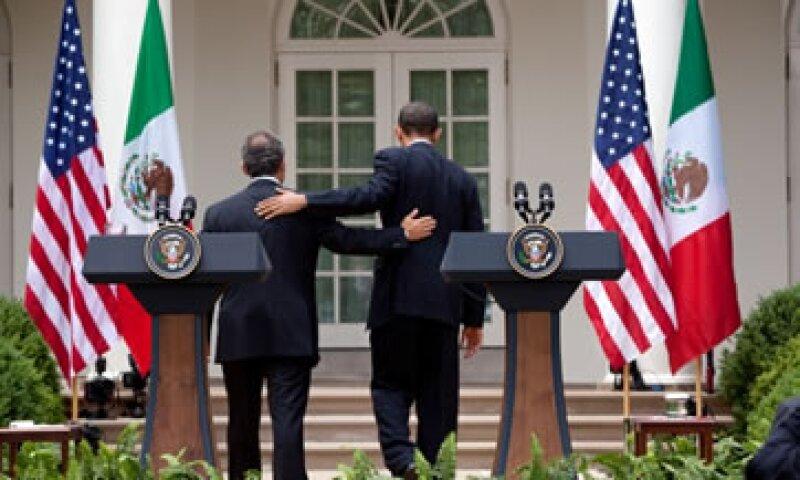 La última cumbre entre los países miembros del TLC se realizó en agosto de 2009 en Guadalajara. (Foto: Cortesía de la Casa Blanca)