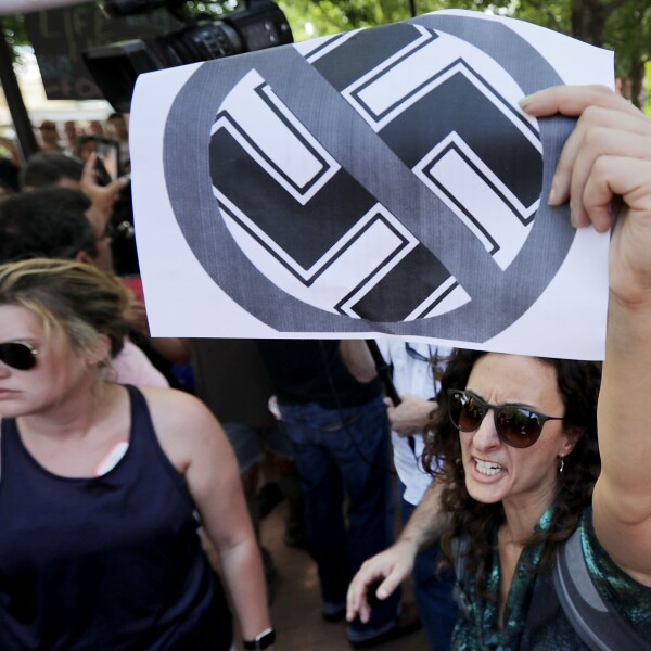 Organizers Of Saturday's Alt Right Rally In Charlottesville, Virginia