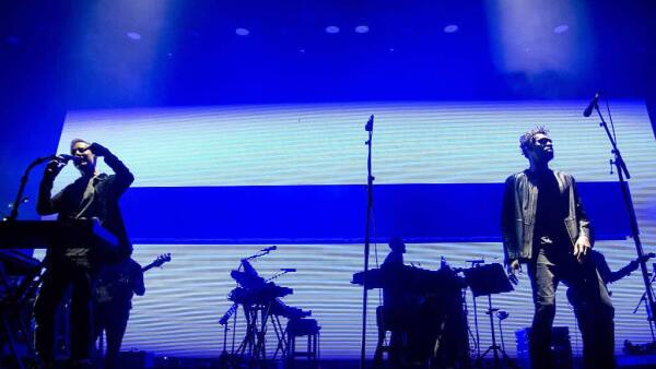 Massive Attack, uno de los imperdibles Foto: Getty Images