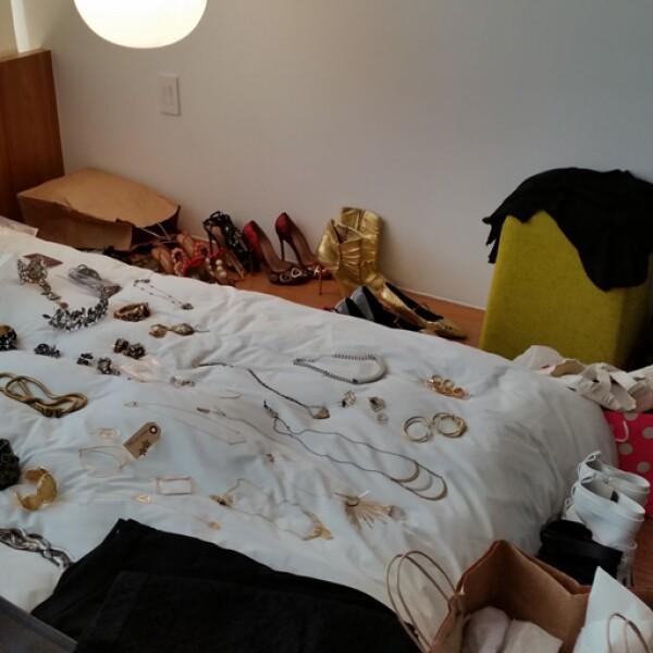 Los accesorios y los zapatos, elemento imprescindible para el styling.