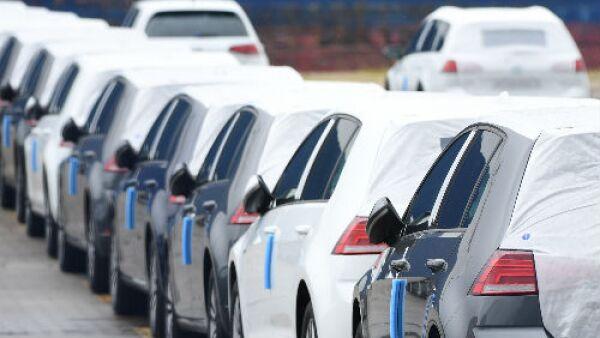 autos de Volkswagen formados