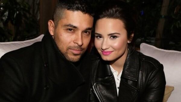Demi irradia buenos sentimientos hacia Wilmer.