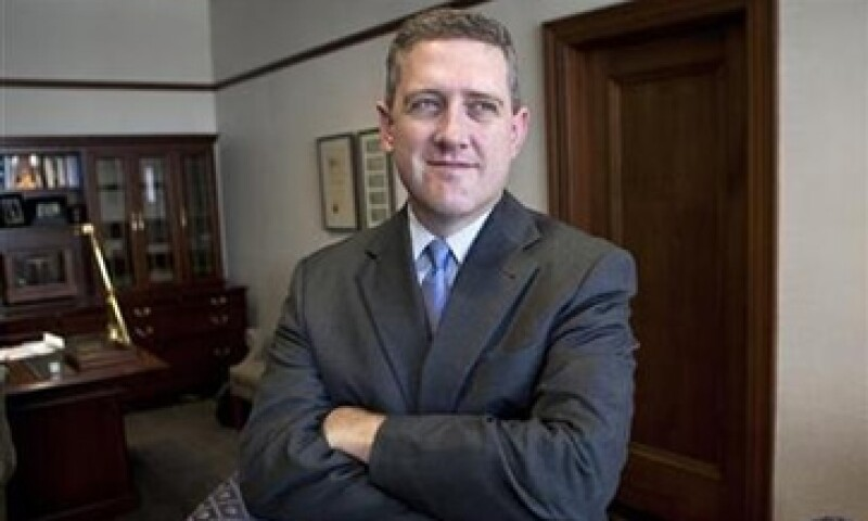 James Bullard dijo que la Reserva Federal necesitará elevar las tasas de interés a fines del 2013, y no a fines del 2014. (Foto: Reuters)
