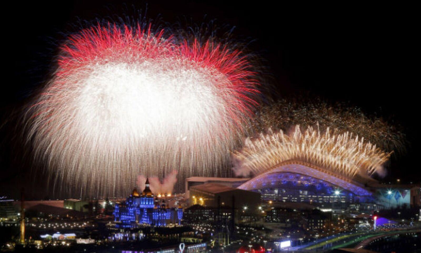 Un total de 2,850 atletas competirán en Sochi 2014.