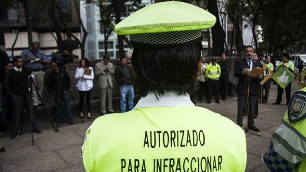 Policía DF corrupción