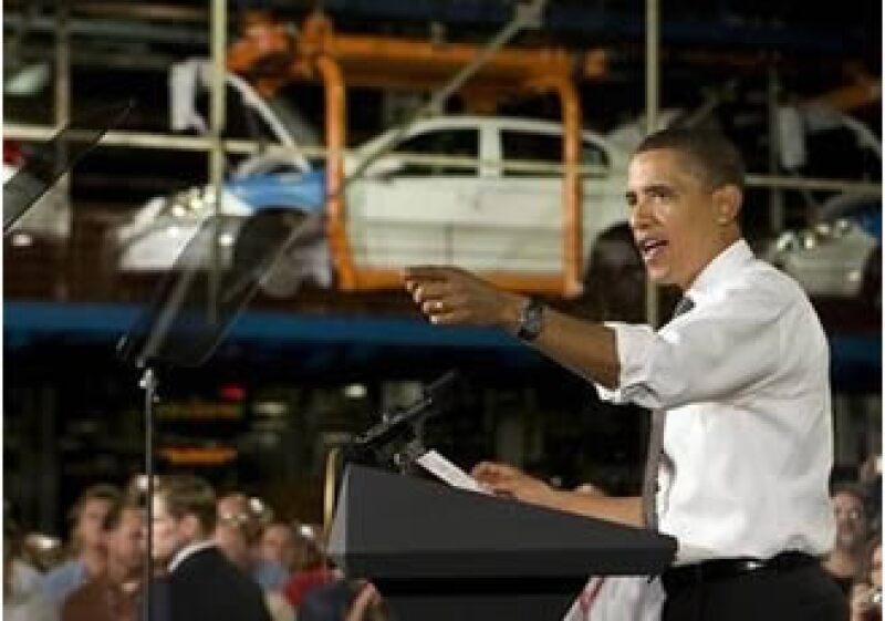 Obama prometió mantenerse del lado de los trabajadores. (Foto: Reuters)