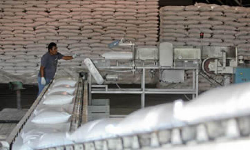 Los ingenios administrados por un fideicomiso producen el 20% de azúcar en el país. (Foto: Cuartoscuro )