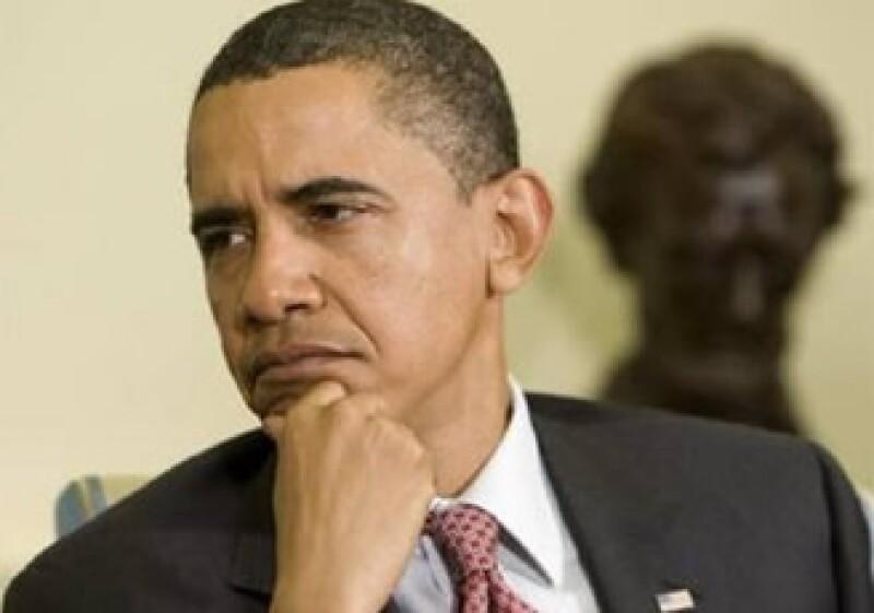 Barack Obama busca convencer a los bancos de EU que abran la llave crediticia. (Foto: Reuters)