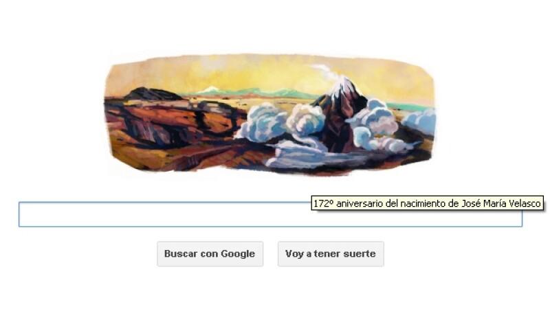 google doodle jose maria velasco