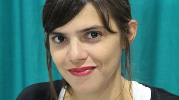 """Valeria Luiselli, autora del ensayo sobre migración """"Los niños perdidos"""""""