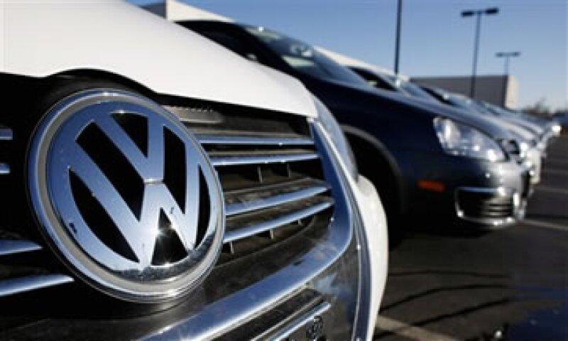 VW tiene una participación de 40% en la alianza con FAW.  (Foto: AP)
