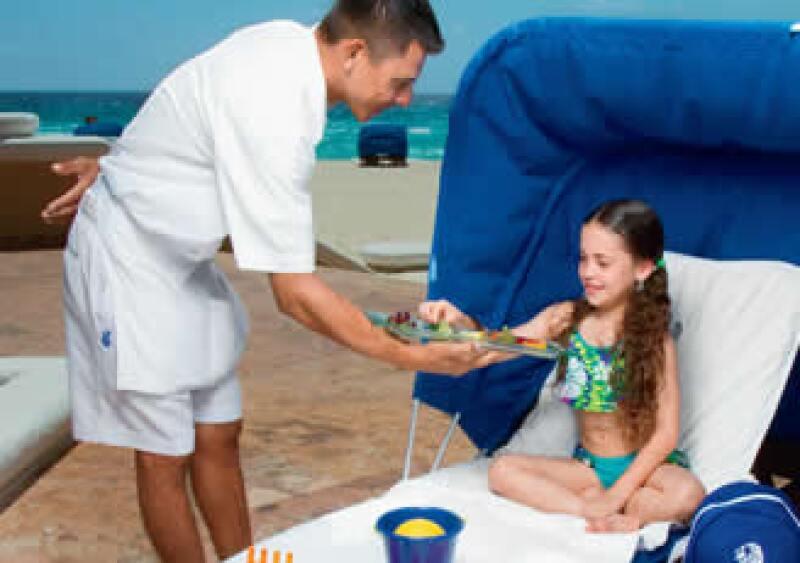 El Ritz-Carlton Cancún se rige por una filosofía llamada Estándares de Oro, la cual fomenta la importancia del empleado en el éxito del hotel. (Foto: Alfredo Pelcastre / Mondaphoto)