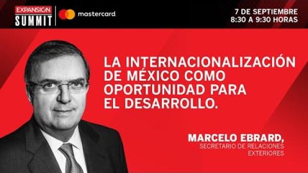 La internacionalización de México como oportunidad para el desarrollo | Expansión Summit 2020