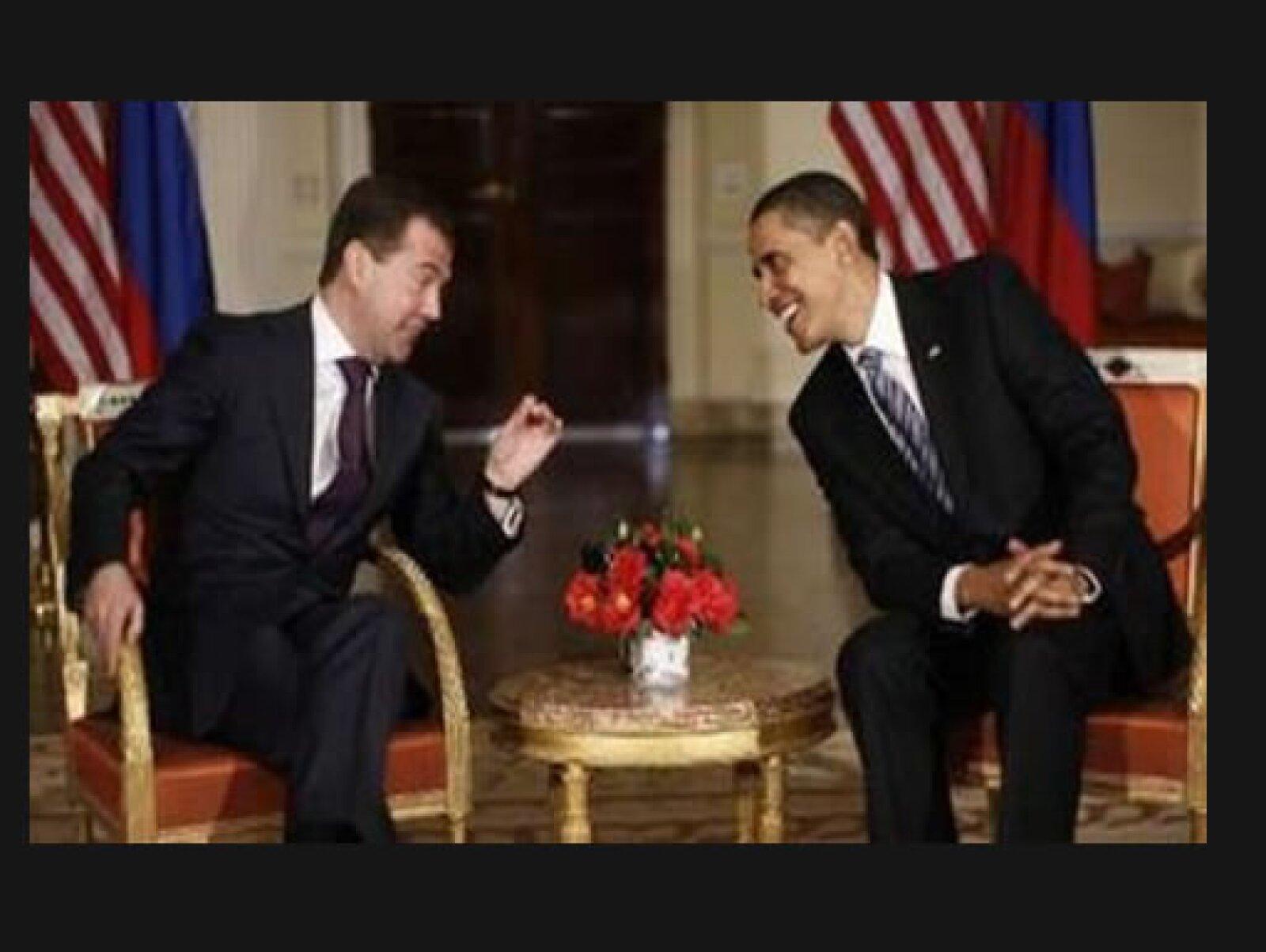 Los mandatarios de Rusia y EU, llegan a acuerdos luego de más de 50 años de desapego.