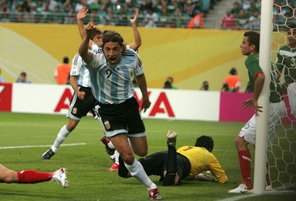 México Argentina Alemania 2006