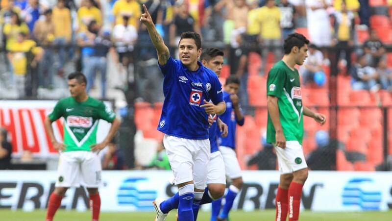 Cruz Azul jornada 14