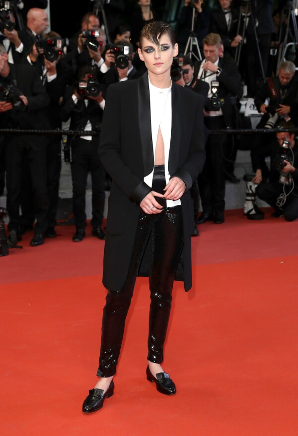 """Knife + Heart (Un Couteau Dans Le Couer)"" Red Carpet Arrivals - The 71st Annual Cannes Film Festival"