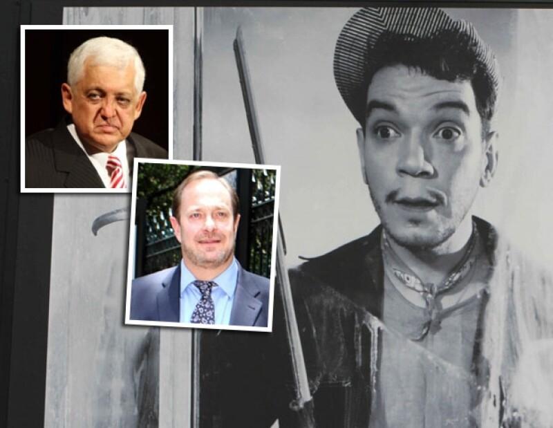 El hijo y el sobrino de Cantinflas se han disputado los derechos de las obras del famoso actor.