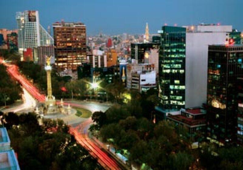 En 2015 la Ciudad de México tendrá una oferta de 4.8 millones de metros cuadrados de oficinas clase A.. (Foto: ARchivo Expansión/Patricia Madrigal)