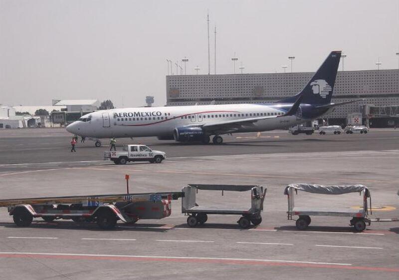 Aeropuerto del DF
