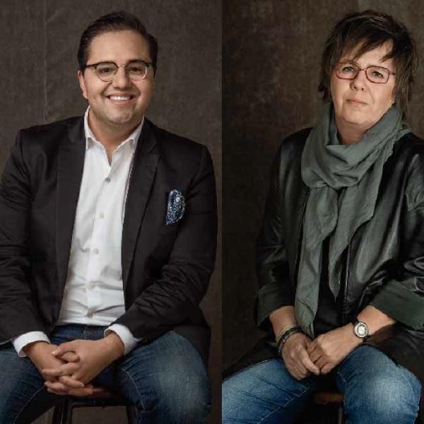 Javier Risco & Gabriela Warkentin