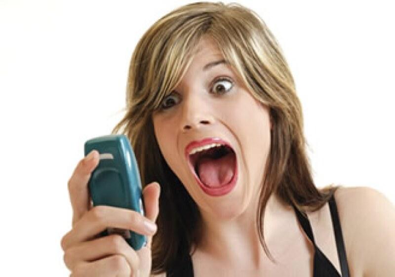 Las mujeres también mandan más mensajes dentro de esta plataforma. (Foto: Photos to Go)