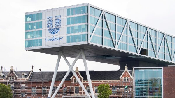 FILE PHOTO: Unilever headquarters in Rotterdam