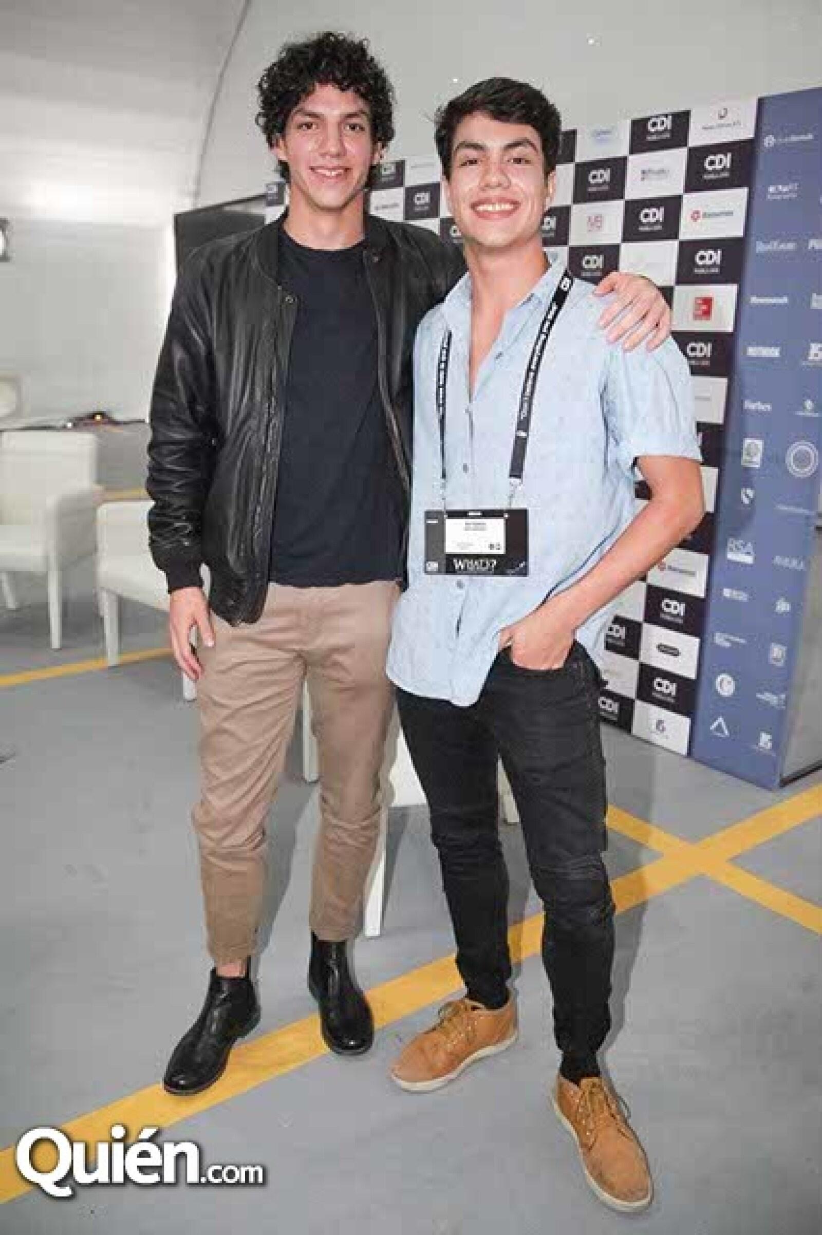 Isaac y Esteban Hernández