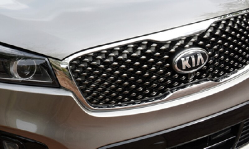 Kia pretende vender unos 7,000 autos en México en 2015. (Foto: Getty Images )